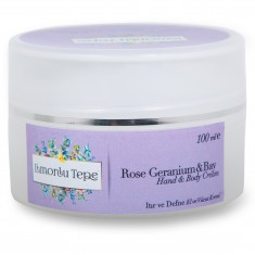 Rose Geranium & Bay - Hand&Body Cream