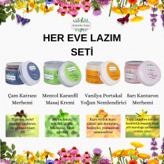 Product Set - Home Remedy Set