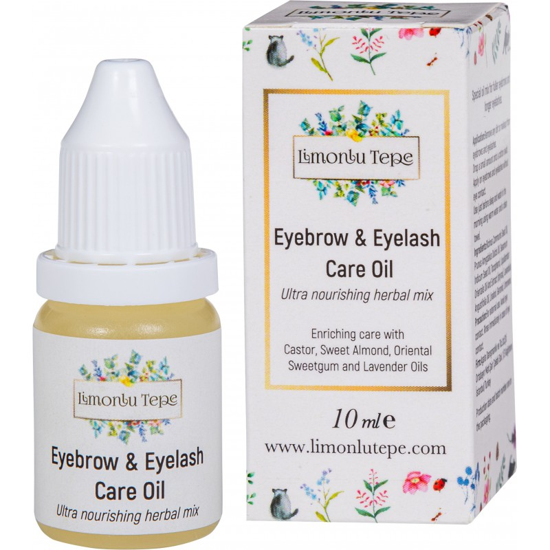Eyebrow and Eyelash Care Oil