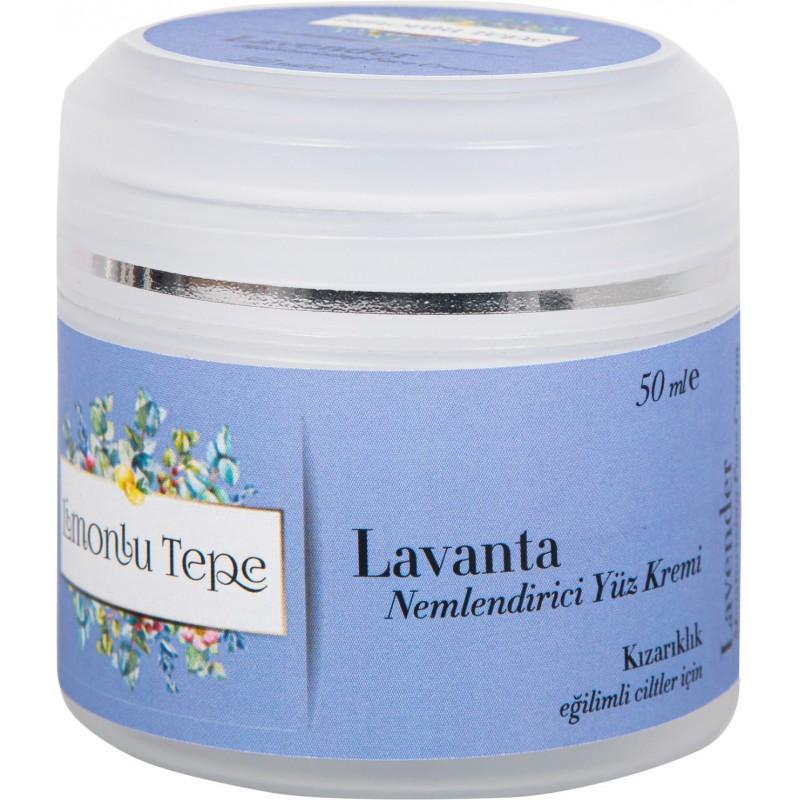 Lavender Moisturizing Face Cream