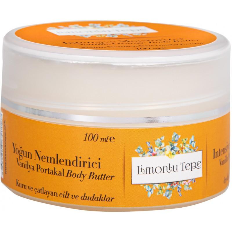 Intensive Moisturizer Vanilla Orange- 100ML