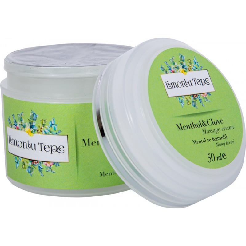 Menthol & Clove - Massage Cream